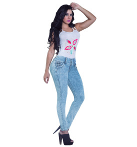Jeans levanta cola Urban 5482