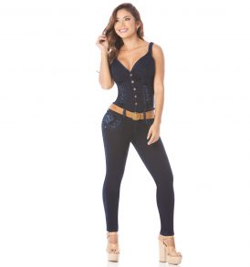 Jeans levanta cola Amatista 10021