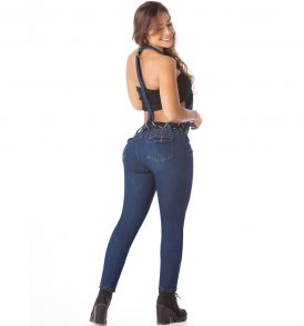 Jeans levanta cola Amatista 5566