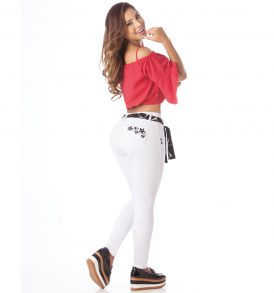 Jeans levanta cola Amatista 5583