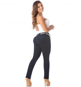 Jeans levanta cola Amatista 8150
